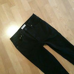"Madewell 10"" High Riser Skinny Skinny jeans!"
